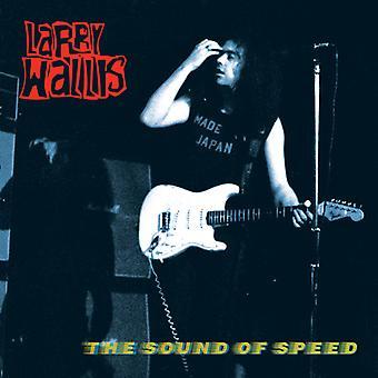 Wallis*Larry - Sound of Speed [Vinyl] USA import