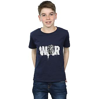 Marvel Boys Avengers Infinity War Fist T-Shirt