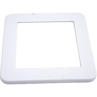 Hayward SPX1099C Faceplate Cover per Skimmer - bianco