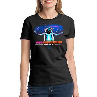 The Fifth Element Plavalaguna Tour Women's Black T-shirt