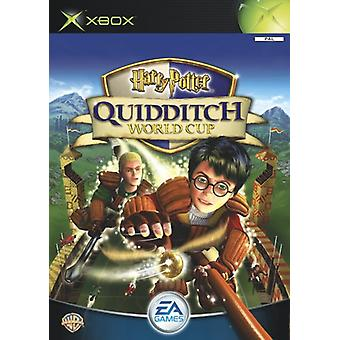 Harry Potter Quidditch World Cup (Xbox) - New