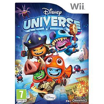 Disney Universe (Wii) - New