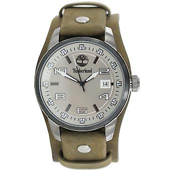 Timberland męskie zegarek zegarek na rękę skórzany analogowe TBL. 14337JSUB/61