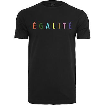 Mister tee shirt - ÉGALITÉ black