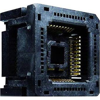 Yamaichi IC 120-0444-306 PLCC socket Contact afstand: 1,27 mm aantal pins: 44 1 PC('s)