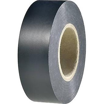 HellermannTyton HelaTape Flex 1000+ 710-10611 Electrical tape HelaTape Flex 1000+ Black (L x W) 33 m x 50 mm 1 Rolls