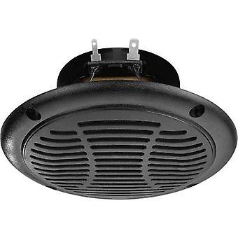 Monacor SPE-110P/SW Outdoor luidspreker 30 W IP65 zwart 1 PC('s)