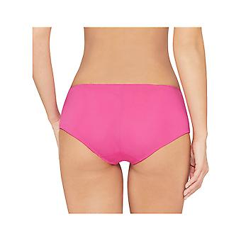 Bestform 7458-9P 0 vrouw Sally Rose roze Check Knicker Shorties Boyshort