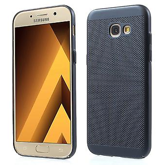 Cas de téléphone portable pour Samsung Galaxy A3 2016 manchon affaire sac Housse Etui bleu