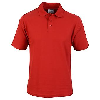 Absolute Apparel Mens Hallmark Polo