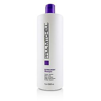 Paul Mitchell Extra-body Shampoo (thickens - Volumizes) - 1000ml/33.8oz