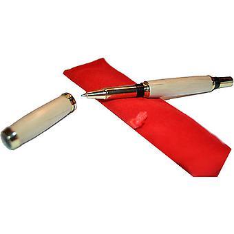 Wood Ballpoint Pen Rollerpen wooden pen hornbeam wood hornbeam handmade ballpoint pen gift gift idea unique screw cap