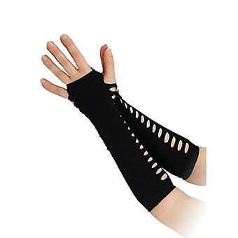 Bnov Ladder Style Fingerless Gloves
