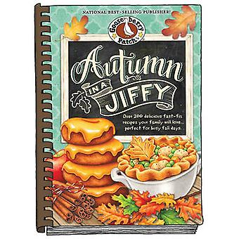 Autumn in a Jiffy Cookbook - All Your Favorite Flavors of Fall in Over
