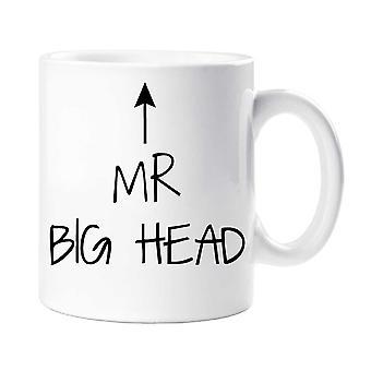 Mr Big Head kubek