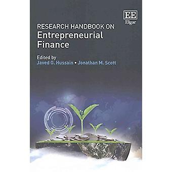 Podręcznik badań przedsiębiorczości finansów przez Javed Ghulam Hussain