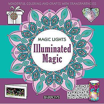 Magie lumineuse - merveilleux coloriage et artisanat avec des transparents