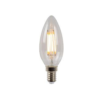 Lucide Bulb C37 Filament Dimmable E14 4W 320LM 2700K