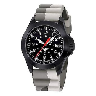 KHS watches mens watch black platoon LDR KHS. BPLDR. DC5