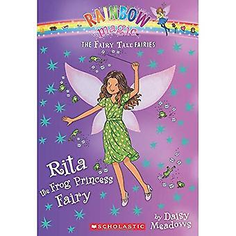 Rita den Frog Princess Fairy (saga feer #4)