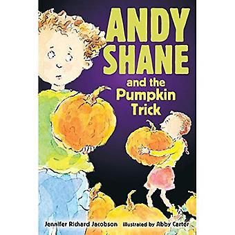 Andy Shane et l'astuce de citrouille