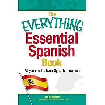 De alles essentiële Spaans boek