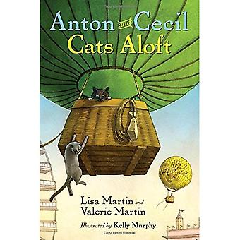 Anton en Cecil, boek 3: Aloft katten