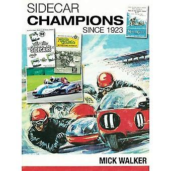 Sidovagn Champions sedan 1923