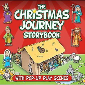The Christmas Journey Storybook: With Pop-Up Play Scenes