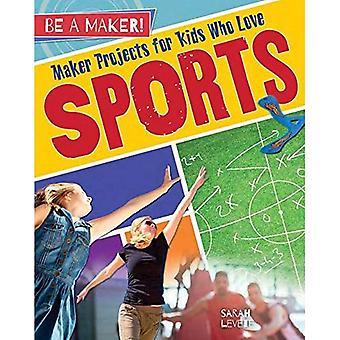 Maker-Projekte für Kinder, die Sport lieben (ein Hersteller sein!)