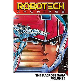 RoboTech Arkiv Omnibus