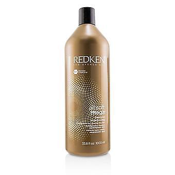 Redken all Soft Mega Shampoo (näring för kraftigt torrt hår)-1000ml/33,8 oz
