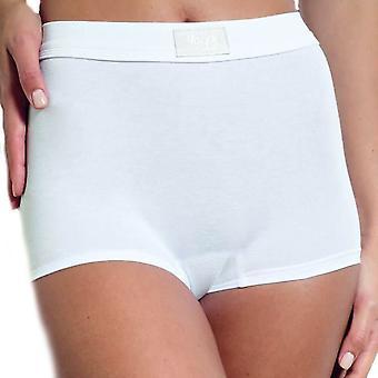 Sloggi Double Comfort Short kurze weiße (0003) Cs