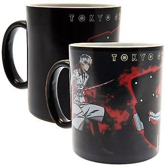 Tokyo Ghoul Heat Changing Mug