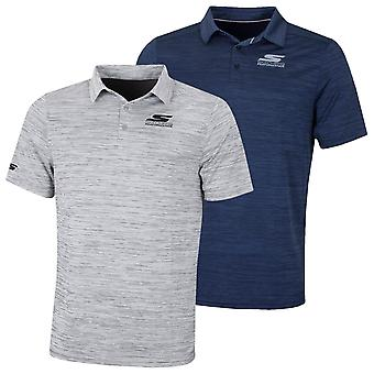 Skechers Mens Major Golf Soft Stretchy 3 botões Performance Polo Shirt