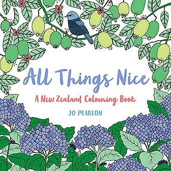 All Things Nice by Jo Pearson - 9781877505690 Book