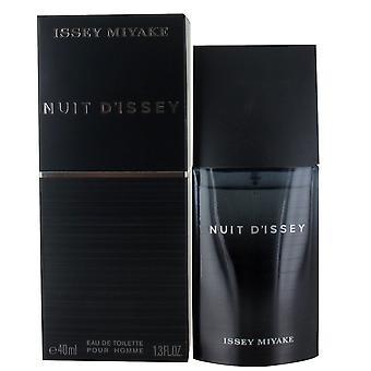 Issey Miyake Nuit d'Issey Pour Homme 40ml Eau de Toilette Spray for Men