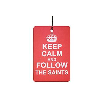 Gardez le calme et suivez Southampton Désodorisant