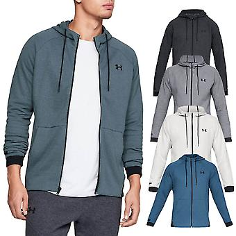 Under Armour Mens 2019 Unstoppable 2X Knit FZ Hoody