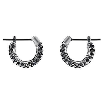 Pierre de Swarovski boucles boucles d'oreilles - 5446023