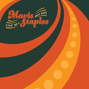 Mavis Staples - Livin on a High Note [CD] USA import