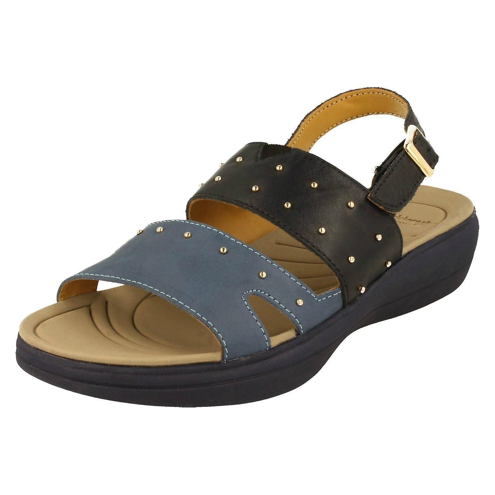 Panie Padders szerokim montażu sandały Cameo xUTSn