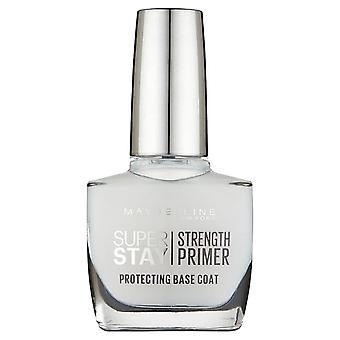 Maybelline Forever Strong Super Stay - Strength Primer - Schutz Basecoat 10ml