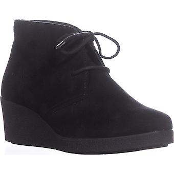 Style & Co. Womens Jerardy Round Toe Ankle Fashion Boots
