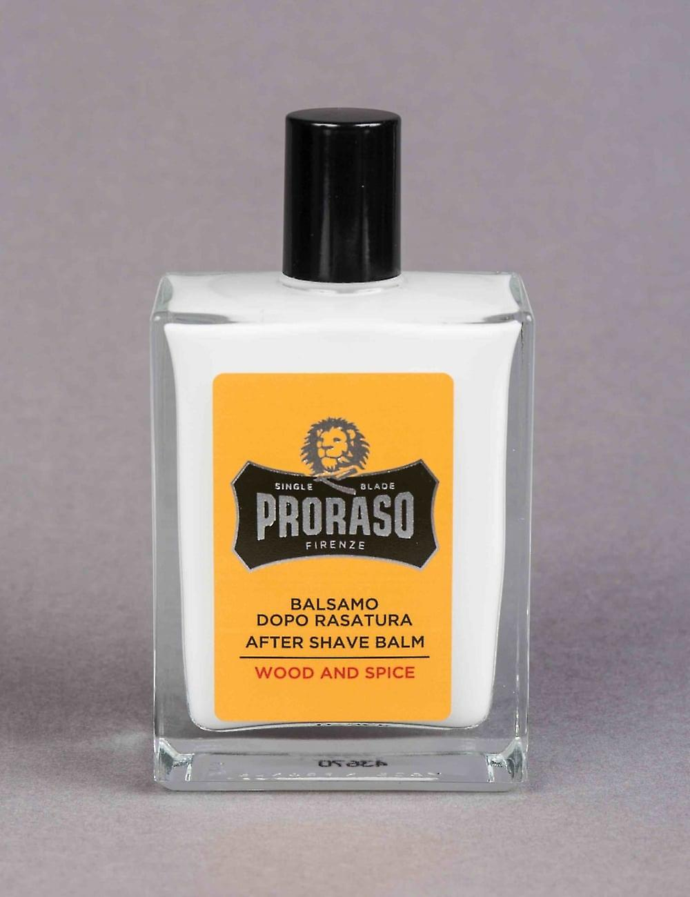 Proraso After Shave Balm - Wood & Spice (100ml)