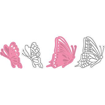 Marianne Design Collectables Cutting Dies – Tiny's Butterflies