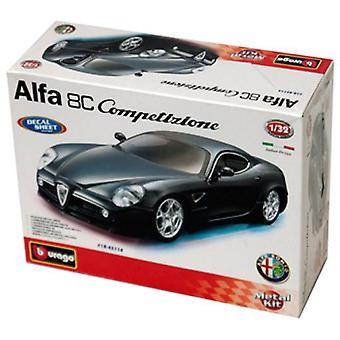 Burago Alfa 8C Competizione