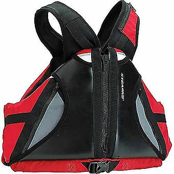 Stearns 6143-RED extreme paddle sport rood leven vest XXL