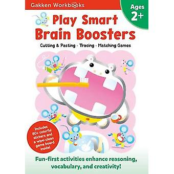 Play Smart Brain Boosters 2+ - For Ages 2+ by Gakken - 9784056300147 B