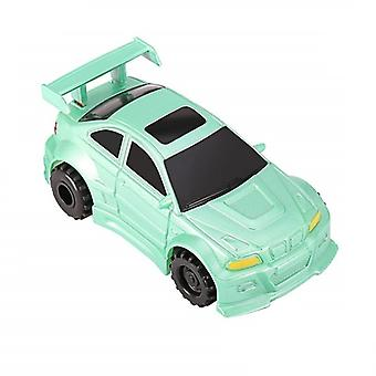 Inductive toy, green car